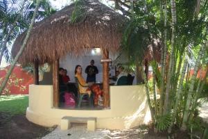 我们位于PLAYA DEL CARMEN的西班牙语学校 DQ 11