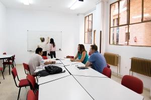 我们学校在格拉纳达(Granada)DQ 12
