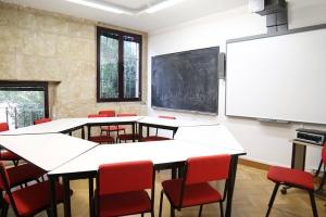 我们萨拉曼卡的语言学校坐落在 DQ 14
