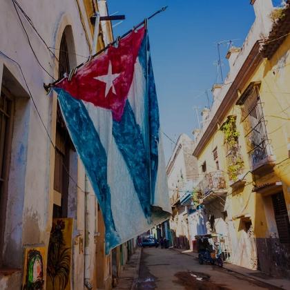在古巴学习西班牙语  1