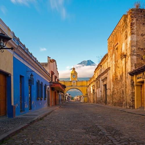 Apprenez l'espagnol au Guatemala