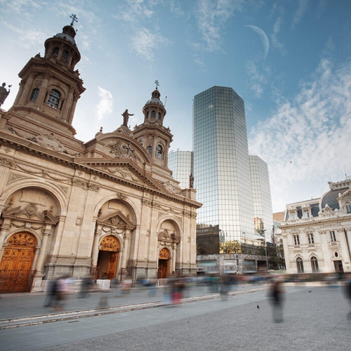 SANTIAGO DE CHILE DQ 1