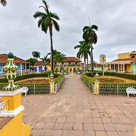 Aprenda espanhol em Trinidad DQ 6
