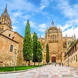 在萨拉曼卡(Salamanca)学习西班牙语 DQ 7