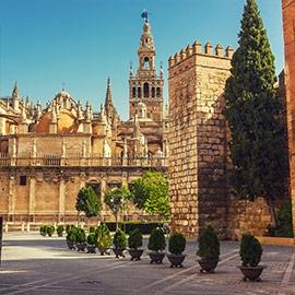 在塞维利亚(Sevilla)学习西班牙语 dq 8