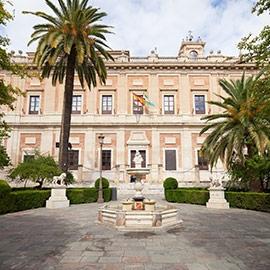 在塞维利亚(Sevilla)学习西班牙语 dq 13