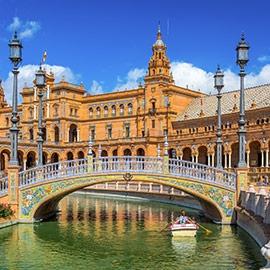 在塞维利亚(Sevilla)学习西班牙语 dq 9