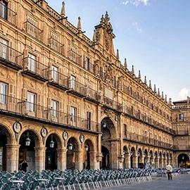 在萨拉曼卡(Salamanca)学习西班牙语 DQ 9