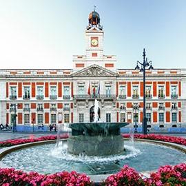 在马德里学习西班牙语 DQ 8