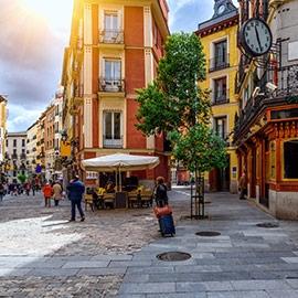 Aprender español en Madrid DQ 8