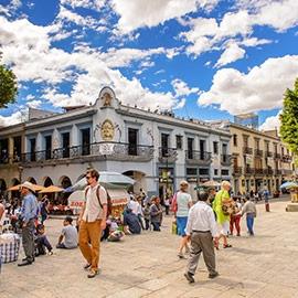 Apprenez l'espagnol à Oaxaca DQ 6
