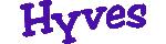 Logo Hyves