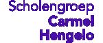 Logo Scholengroep Carmel Hengelo