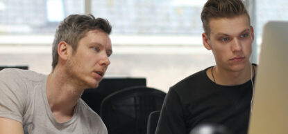Developers komen van mars designers van venus header