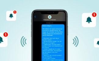 Bulk SMS Overzicht 2x