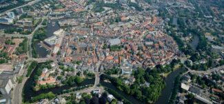 Oh Zwolle jij bent de parel van het oosten header