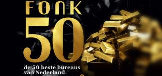 Triggerfish in top 50 Nederlandse bureaus header