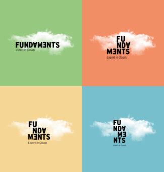 Fundaments logo uitingen
