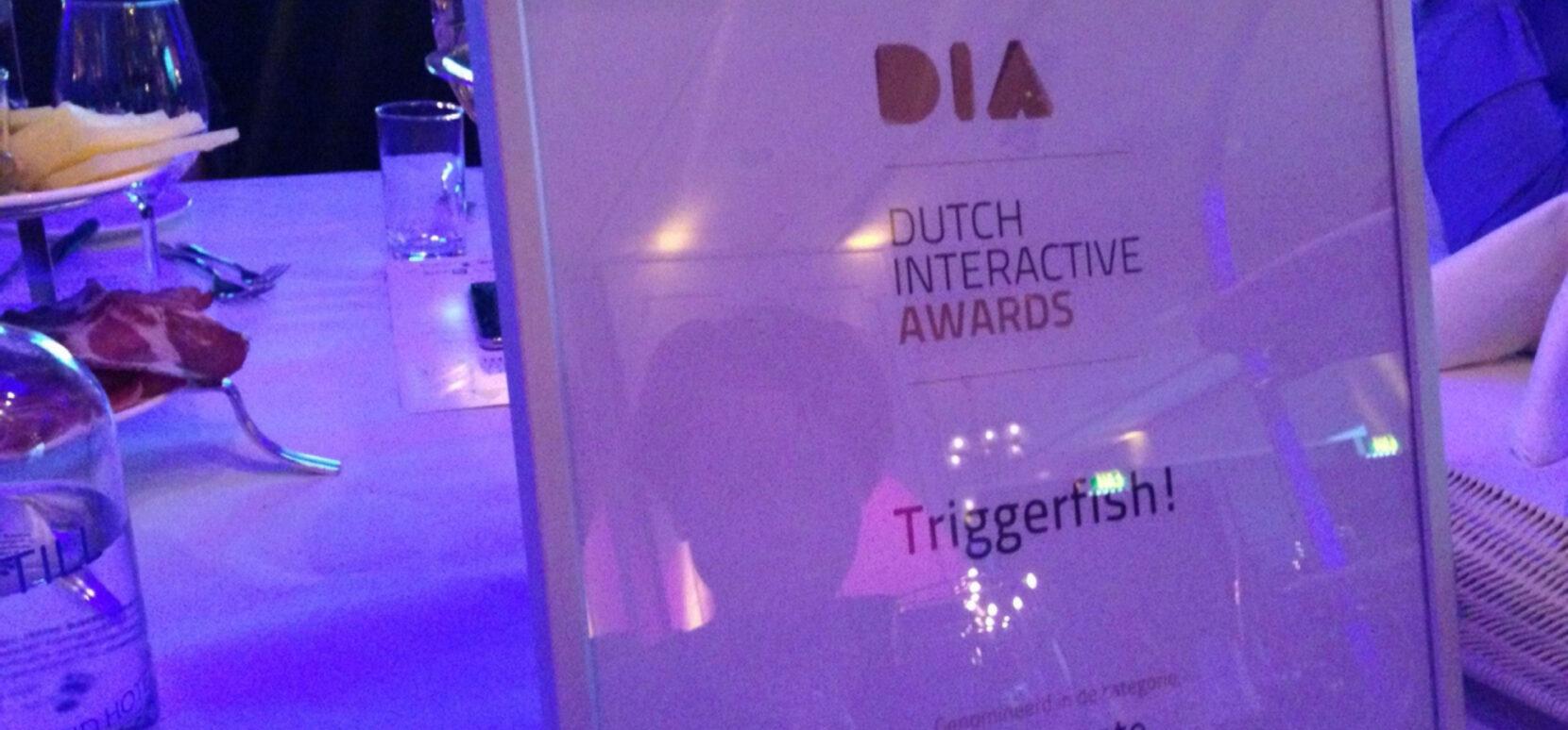 Award winning website 2