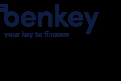 Benkey logo orgineel
