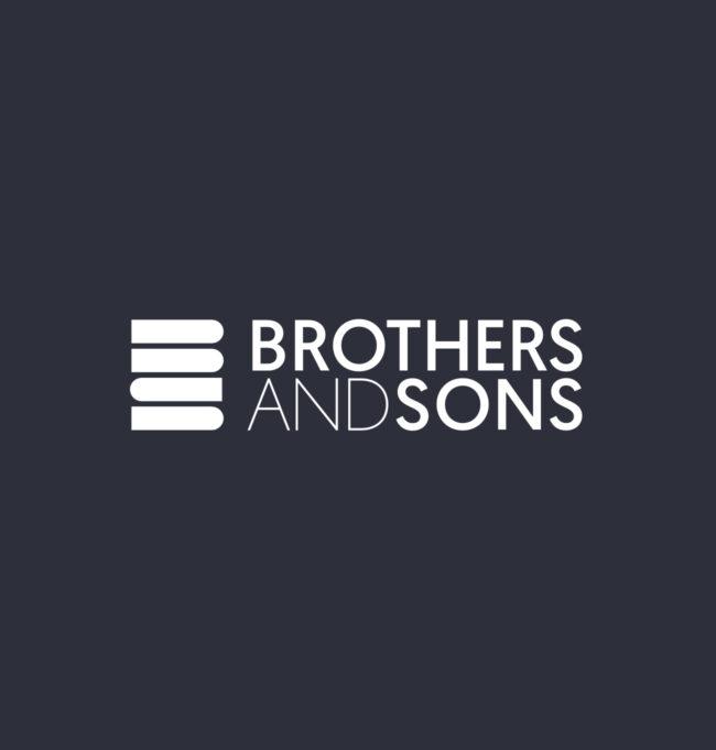 Brothersandsons logo x2