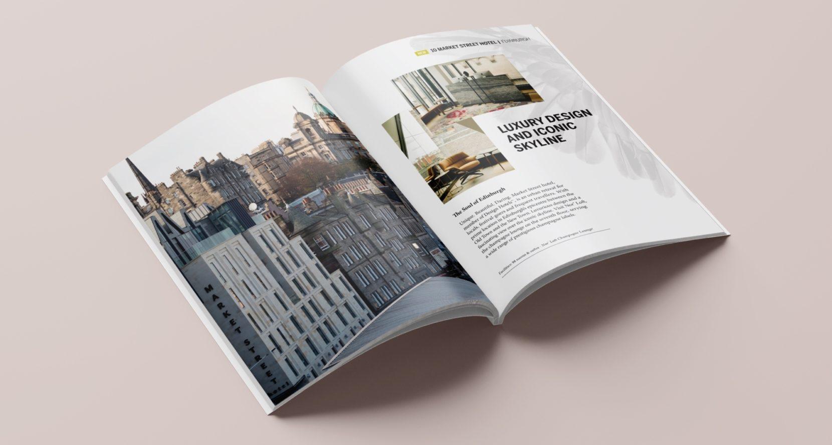Carlton magazine x2