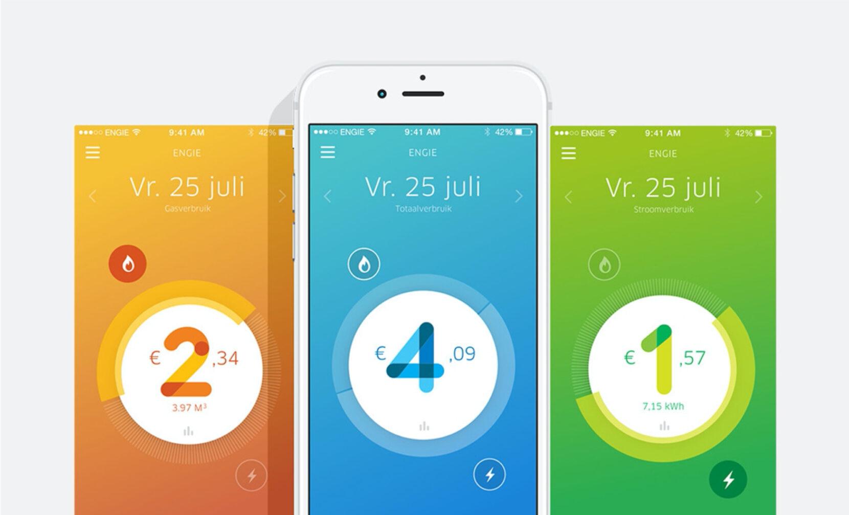 Engie smartphone app 1