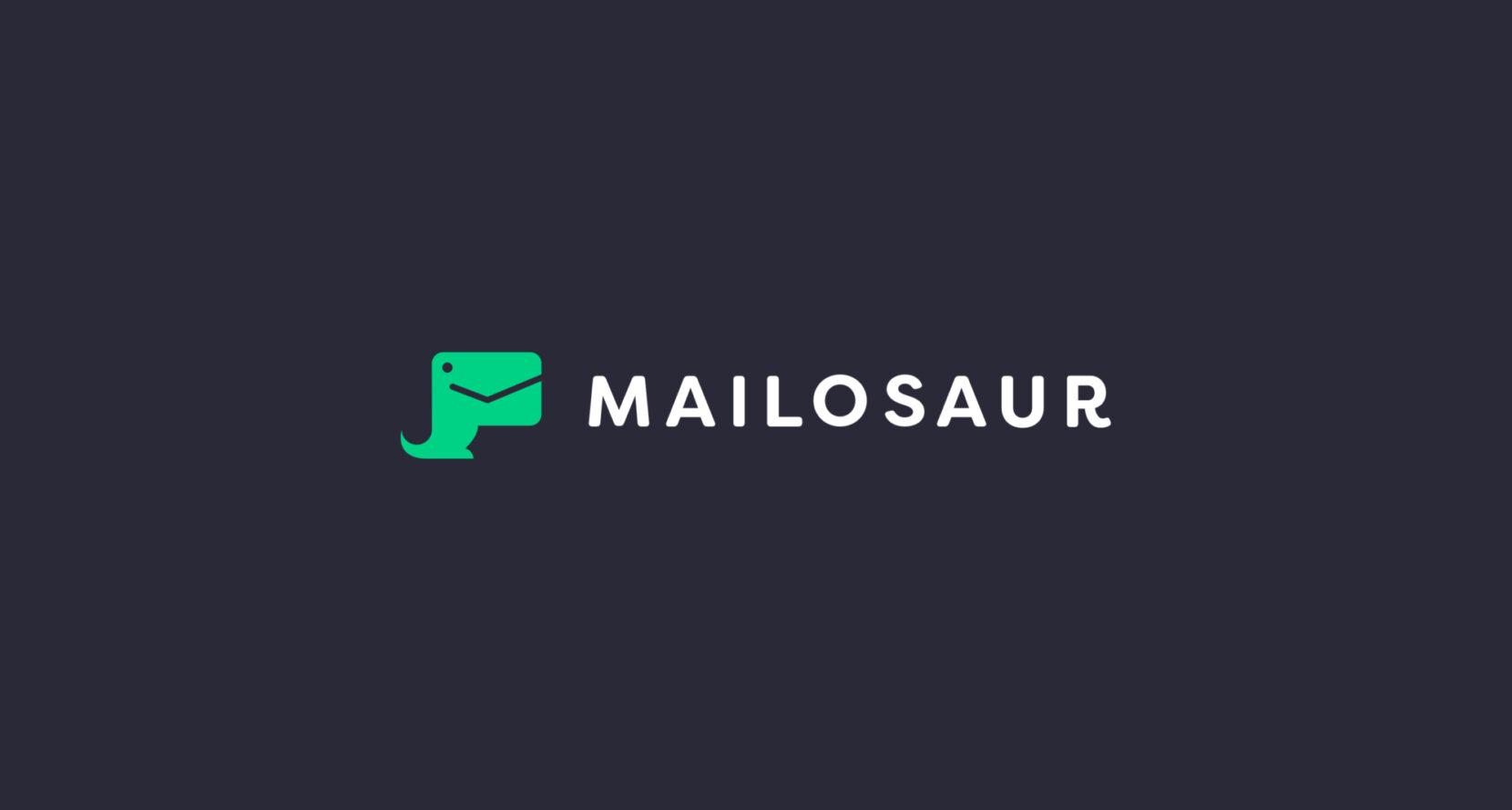 Mailosaur logo x2
