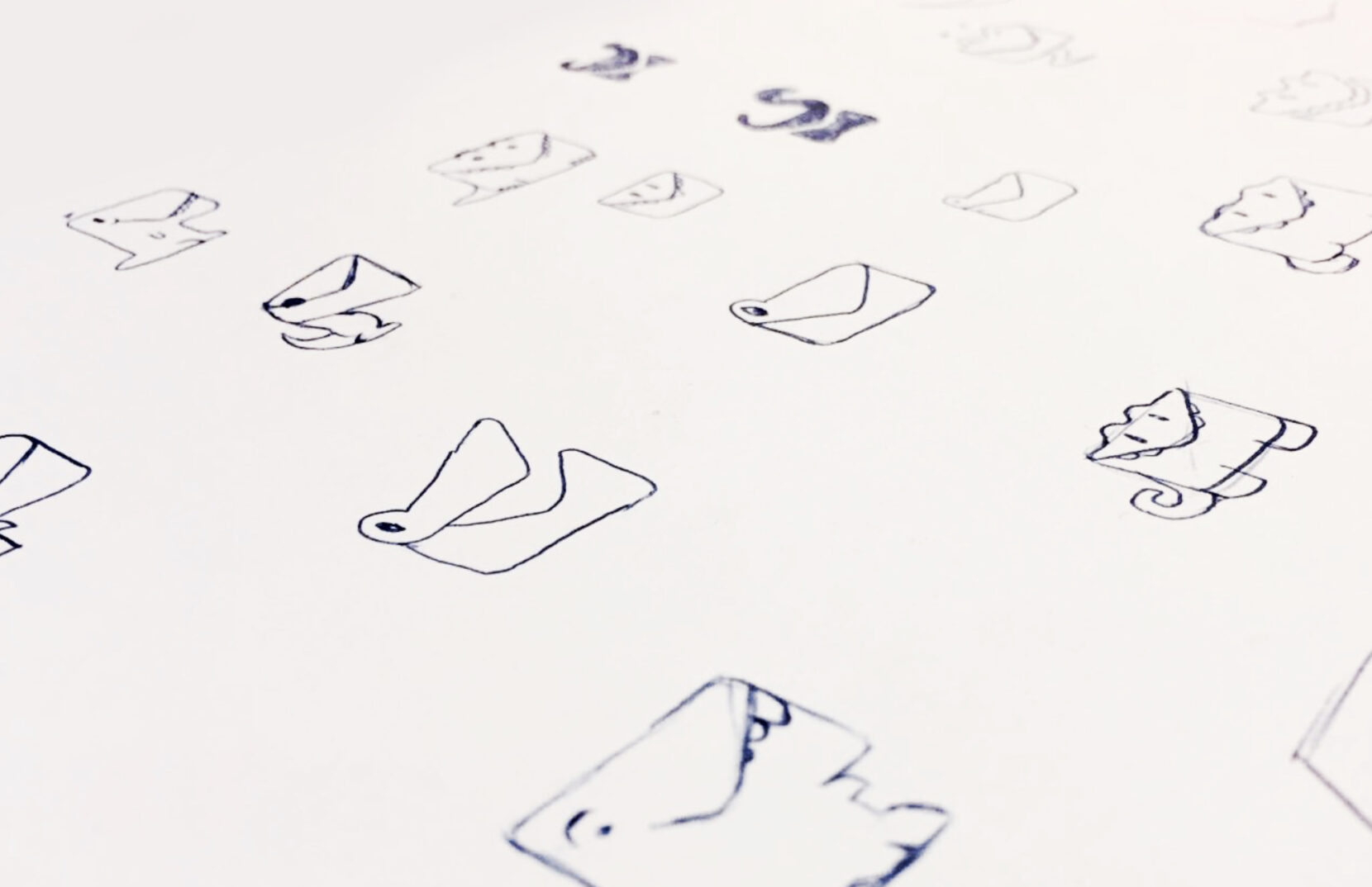 Mailosaur schetsen x2