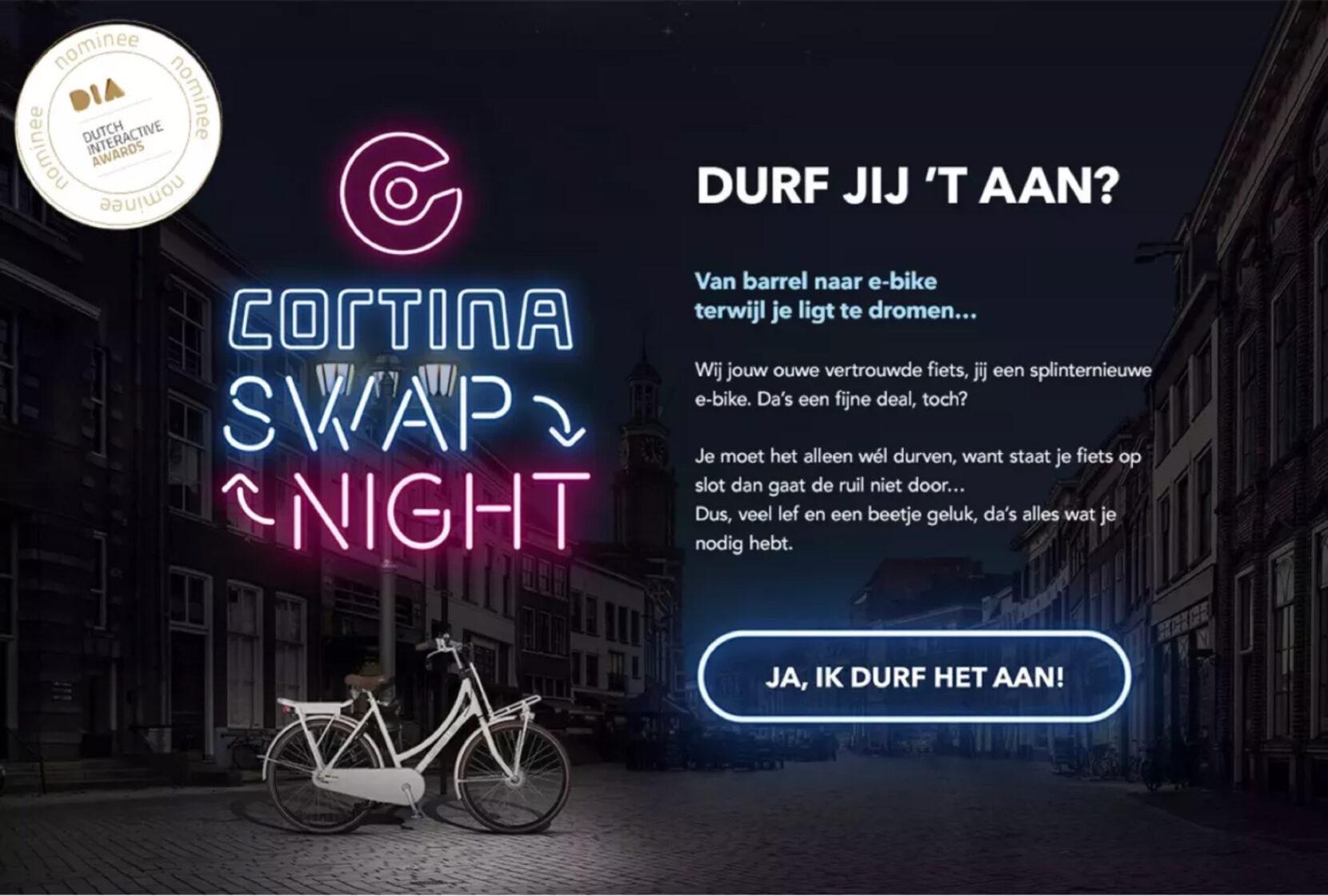 Cortina swapnight 1