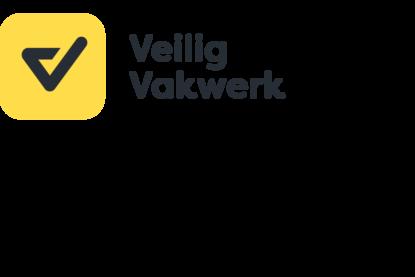 Veiligvakwerk logo orgineel
