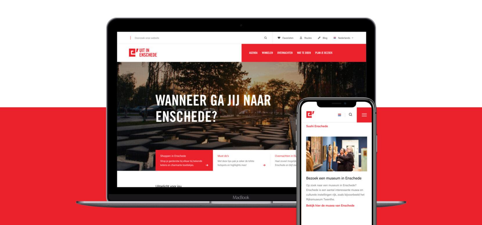 Uit in Enschede web