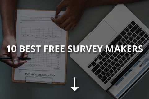 10 Best Free Survey Makers
