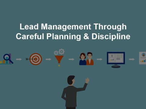Lead Management Through Planning & Discipline