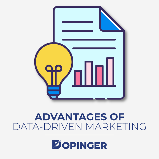 Advantages of Data-driven Marketing