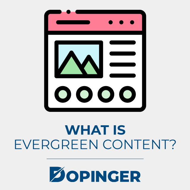examples of evergreen content