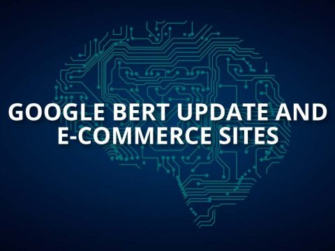 Google BERT Update and E-Commerce Sites