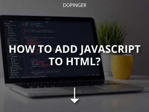 How to Add JavaScript to HTML? (Simple Guide)