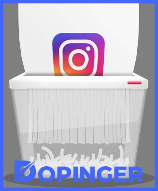 how to delete an instagram profile permanently