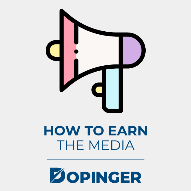 how to earn the media
