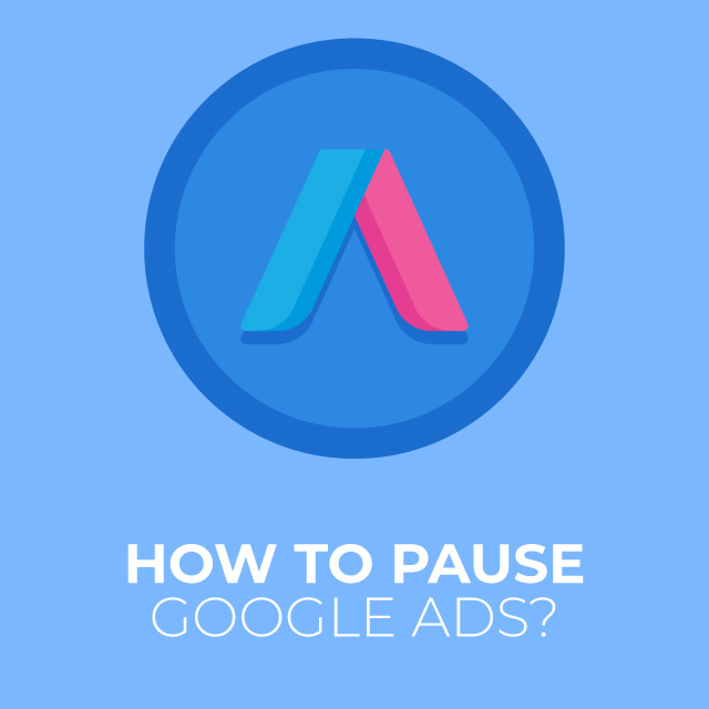 How to Pause Google Ads