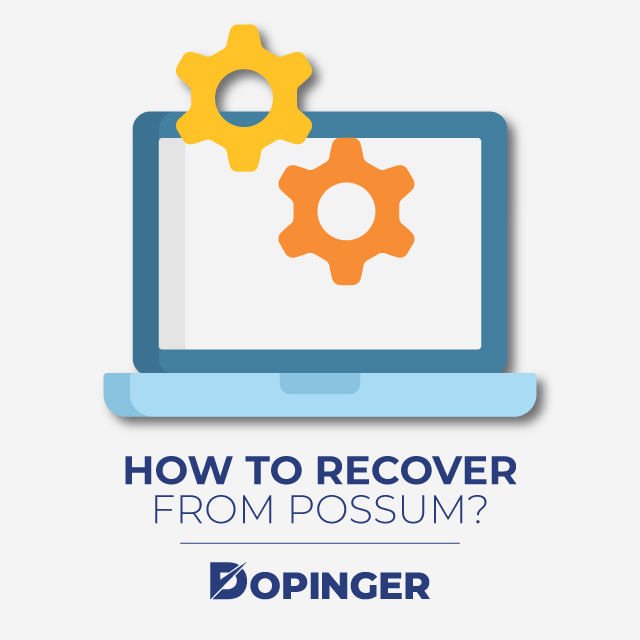 How to Recover From Possum