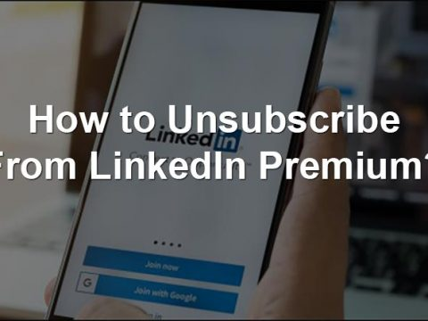 How to Unsubscribe From LinkedIn Premium?
