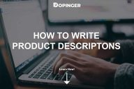How to Write Product Descriptions in the Best Way