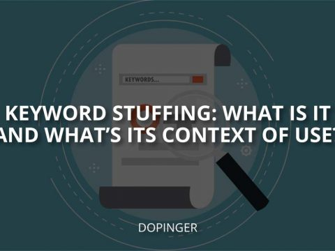 What Is Keyword Stuffing? (&What's Its Context of Use)