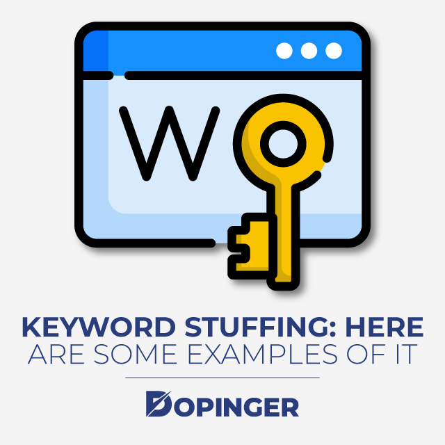 keyword stuffing here are some examples of it