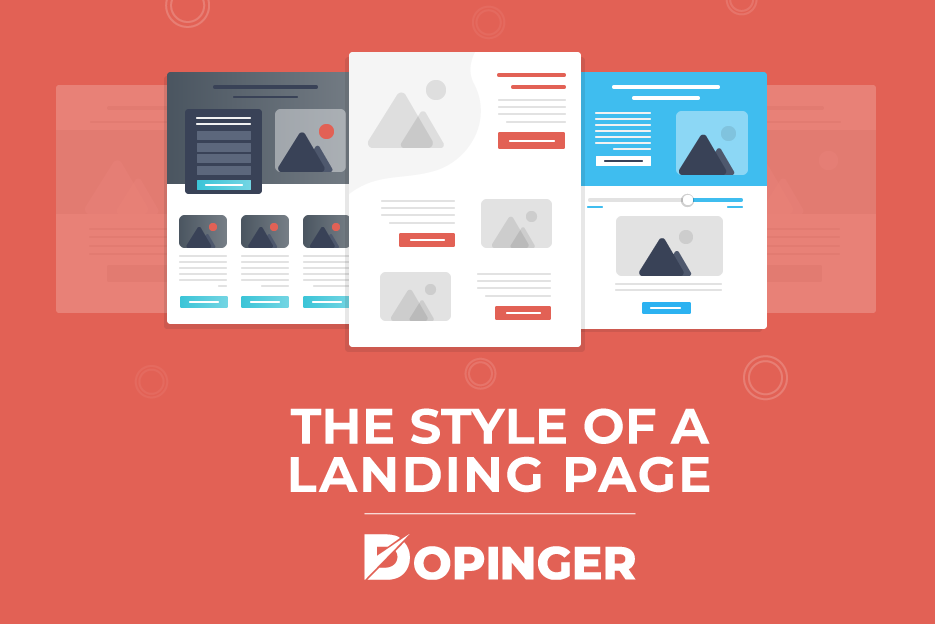 Landing Page Style