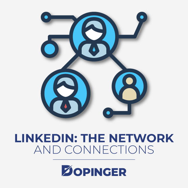 linkedin the networks and connections