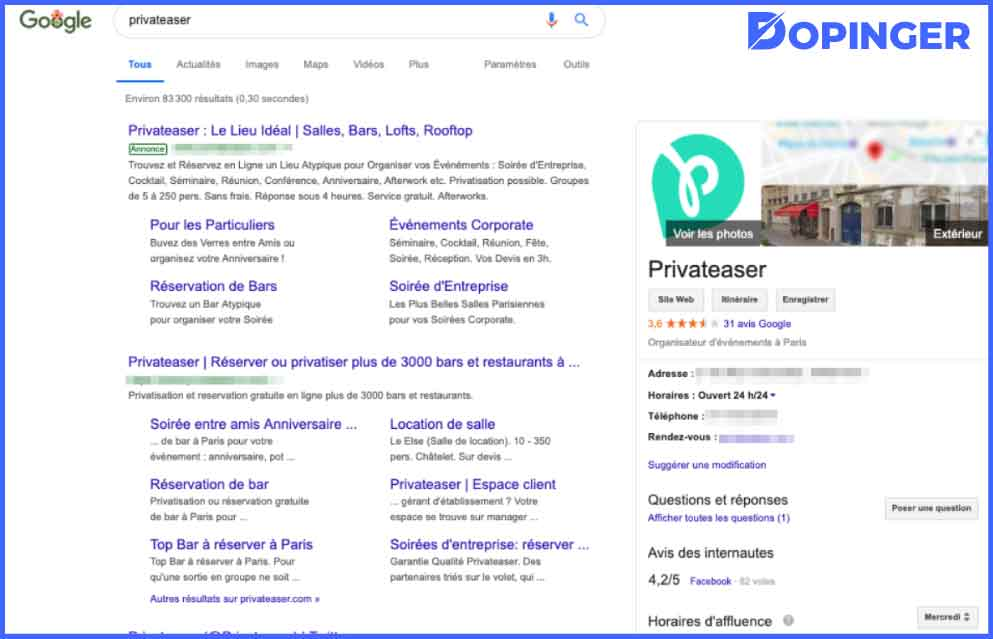 Local Advertising And Search Engines