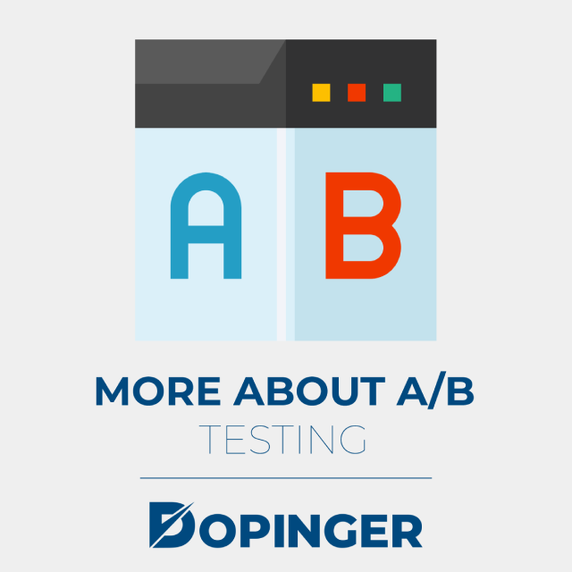 more about a/b testing
